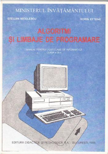 algoritmi_si_limbaje_de_programare_bucuresti_1995