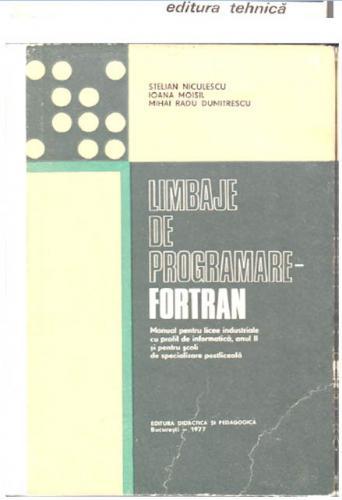 limbaje_de_programare_fortran
